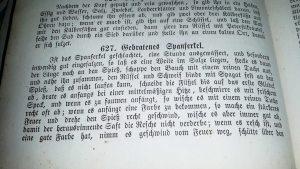 Kochbuch-Spanferkel