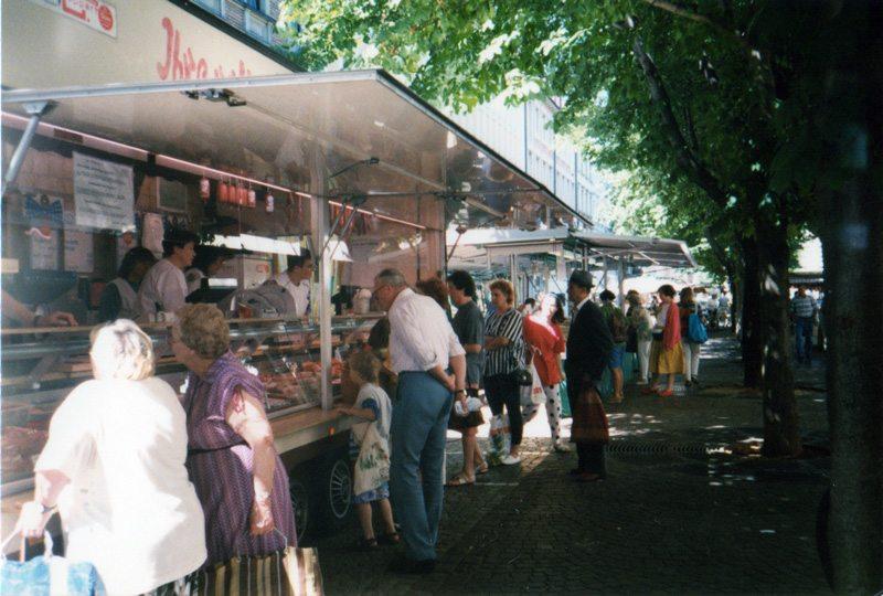 Markttage auf dem Werderplatz