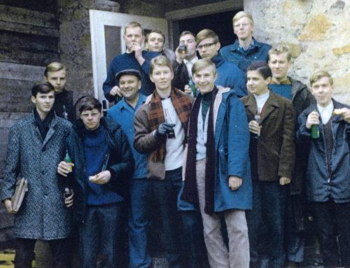 50 Jahre Abitur – oder Abitur mit Hindernissen