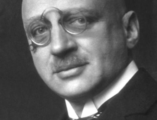 Vor 100 Jahren – Fritz Haber – der Janusköpfige