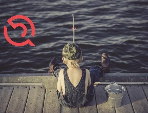 Blog Q5 wird 3 Jahre und geht angeln