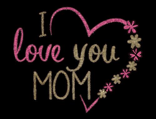 Ach der Muttertag