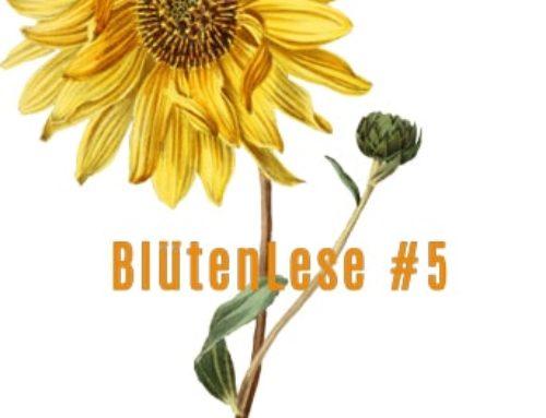 BlütenLese 5 – Doris Wiesenbach