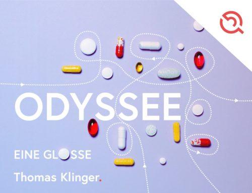 Odyssee – Eine Glosse von Thomas Klinger