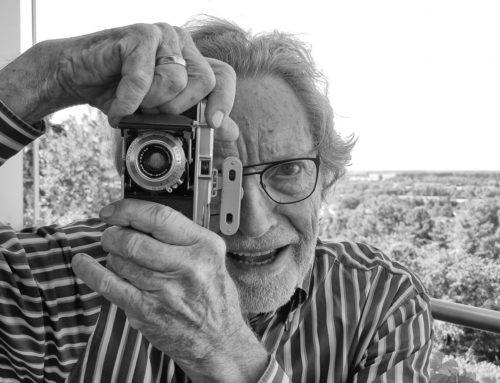 """Die Ausstellung """"Gesichter einer Stadt"""" – Fotografien von Henner Kaiser"""